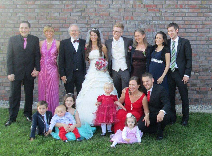 Gerhard Schöne Familie
